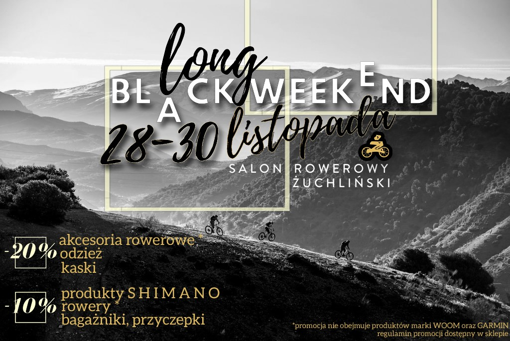 LONG BLACK Weekend!